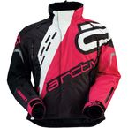 Womens Black/Magenta Comp Jacket - 3121-0486