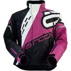 Womens Black/Purple Comp Jacket - 3121-0491