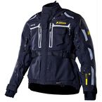 Black Adventure Rally Jacket - 3291-003-140-000
