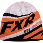 Orange Cold Cross Beanie - 16701