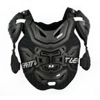 Black/White 5.5 Pro Chest Protector - 5014101111