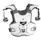 White/Gray Adventure Chest Protector - 0500030241