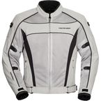 Silver High Temp Mesh Jacket - 6055-0107-16