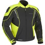 Hi-Vis Yellow/Black Shadow Jacket - 6053-0113-06