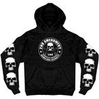 Black 2nd Amendment Pullover Hoody - GMS4200L