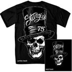 Black Stove Pipe T-Shirt - SPM1371-XXL