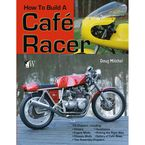 How to Build a Cafe Racer Book  - WP873