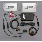 Performance Series 360 Watt 4-Channel Amplifier Kit - JMAA-3600HC06SGR