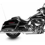 Chrome Megacone 4 1/2 in. Slip-On Mufflers - 7200301