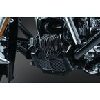 Black Oil Cooler Cover - 7690