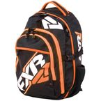 Black/Orange Motion Backpack - 15905