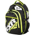 Black/Lime Motion Backpack - 15905