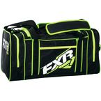 Black/Lime Duffel Bag - 15906