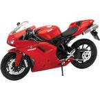 Ducati 1198 1:12 Scale Die-Cast Model - 57143a