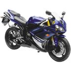 YZF-R1 2008 1:12 Scale Die-Cast Model - 43103