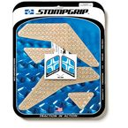 Clear Volcano Dirtbike Traction Pad Kit - 44-10-0016