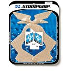 Clear Volcano Dirtbike Traction Pad Kit - 44-10-0024
