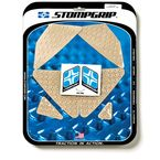 Clear Volcano Dirtbike Traction Pad Kit - 44-10-0027