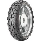 Rear M6024 130/90-10 Blackwall Tire - TM09567000