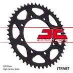 Rear 520 45 Tooth C49 High Carbon Steel Sprocket - JTR487.45
