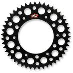 Black Rear Sprocket - 441U-520-46GPBK