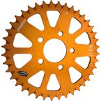 Orange Aluminum Works Triplestar Rear 40T Sprocket - 5-001040OR