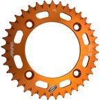 Orange Aluminum Works Triplestar Rear 38T Sprocket - 5-001138OR