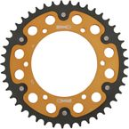 Gold Stealth Rear Sprocket - RST-475-45-GLD