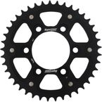 Black Stealth Rear Sprocket - RST-1489-41-BLK