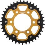 Gold Stealth Rear Sprocket - RST-1489-39-GLD