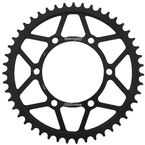 Black Stealth Rear Sprocket - RFE-2012-47-BLK