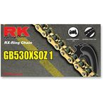 Gold 530 XSOZ1 X-Ring Chain - GB530XSOZ1-150