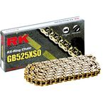Gold 525 XSO X-Ring Chain - GB525XSO-112
