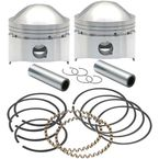 Forged High Compression Piston Kit (.020