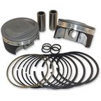 Super-Duty Forged Piston Kit (Std. 3.875