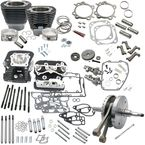 Black Powder-Coat 124 Hot Set Up Kit - 900-0569