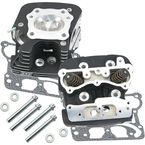 Super Stock 79cc Cylinder Head Kit (Wrinkle Black) - 900-0251