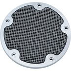 Chrome Mesh Derby Cover - 6524