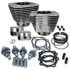 Silver 883cc to 1200cc Hooligan Kit - 910-0607