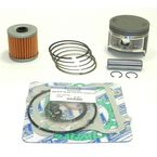 Top End Rebuild Kit - 76.50mm Bore - 54-255-12