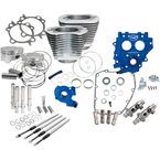 100 in. Silver Power Package Big Bore Kit for Chain Drive - 330-0662
