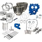 100 in. Black Power Package Big Bore Kit for Chain Drive - 330-0664