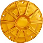 Gold 10 Gauge Ness Tech Derby Cover - 700-004