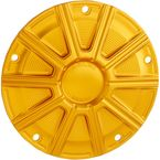 Gold 10 Gauge Ness Tech Derby Cover - 700-020