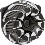 Black Inverted Series Drift Air Cleaner Kit - 18-981