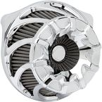 Chrome Inverted Series Drift Air Cleaner Kit - 18-982