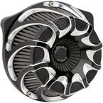 Black Inverted Series Drift Air Cleaner Kit - 18-983