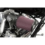 Satin Black RK-Series Aircharger Intake System - 57-1137