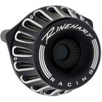 Black Moto Series Inverted Air Cleaner - 910-0102