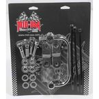 Chrome Engine Breather Manifold Kit - 29310-93